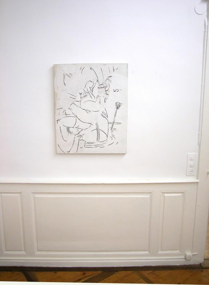 Boat 2009, Galerie Foex 2011