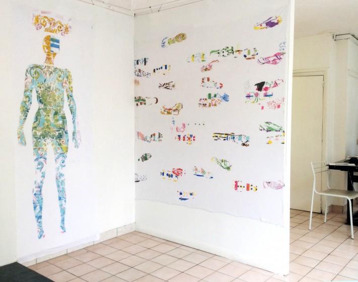 installation, 2015